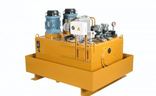 Hydraulic Power Unit for Metals